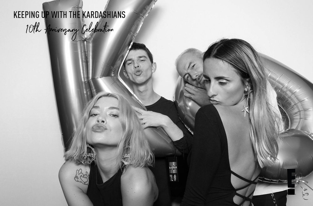 Keeping Up with the Kardashians Photo Booth (KUWTK)
