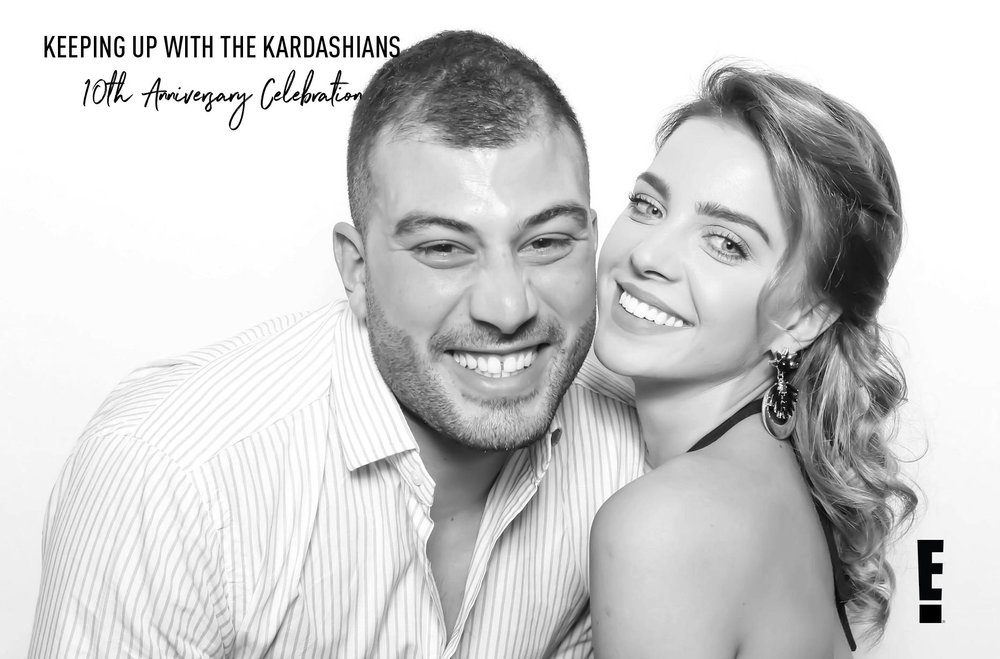 Keeping Up With The Kardashians Photo Booth - Olena Khamula