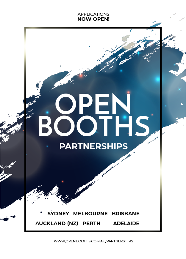 Open Booths Partnerships Poster.png