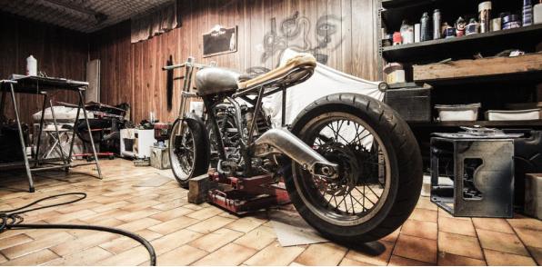restoring vintage motorcycles