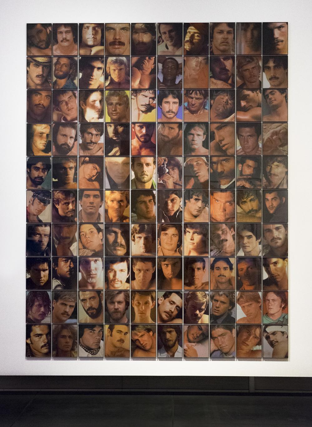 """Art AIDS America,"" Tacoma Art Museum, 2015"