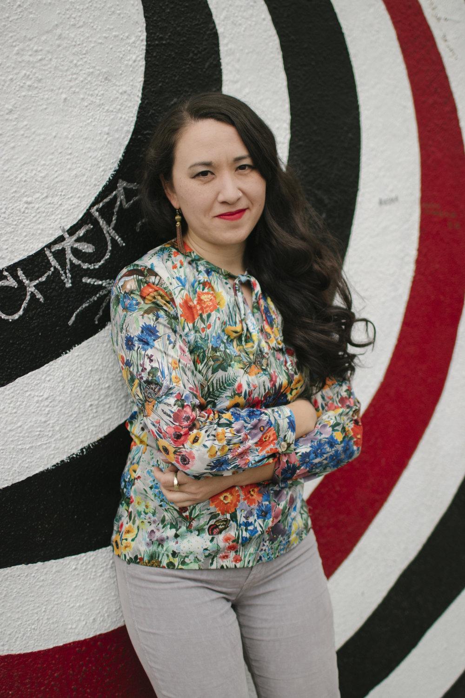 Elizabeth Chai  @chaiamericano