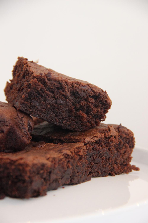 Brownie Chocolat / Beurre de cacahuète