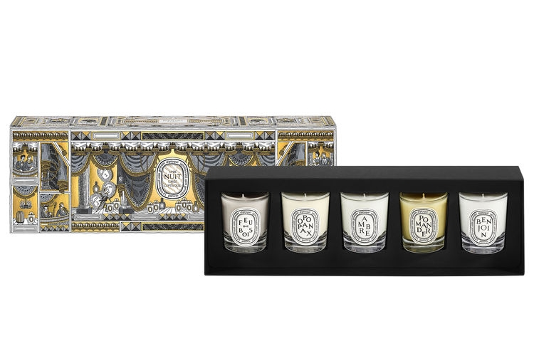Christmas Mini Candle Set £60 - Space NK - Click To Website