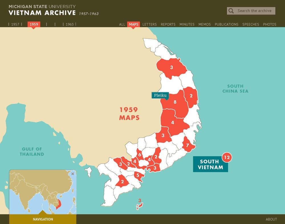 Vietname Archive