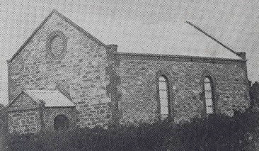 Original chapel opened in 1864