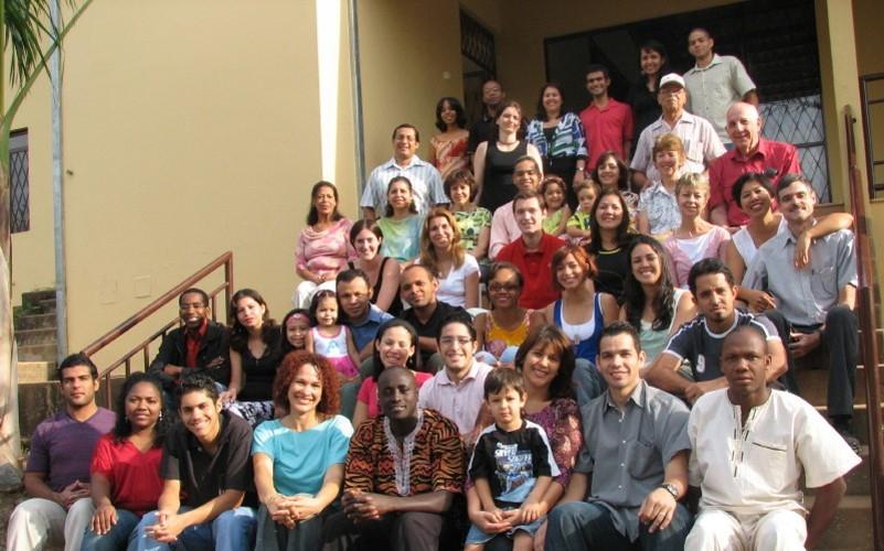 Missionary training, brazil