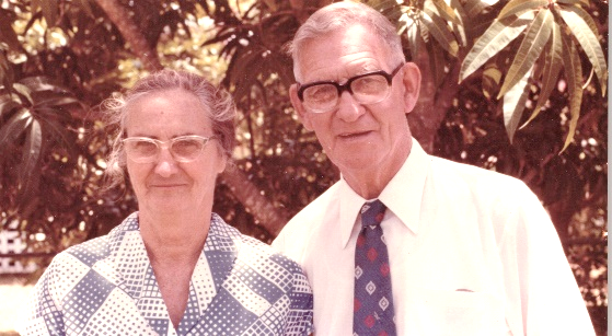 Dorothy & Arnold Long  //  Australian Missionary Society - 1930-90s  Dorothy and Arnold Long established the Australian Missionary Society and worked in the Northern Territory and Queensland from the 1930s to the 1990's.