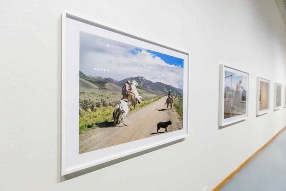 Lucas Foglia : Frontcountry
