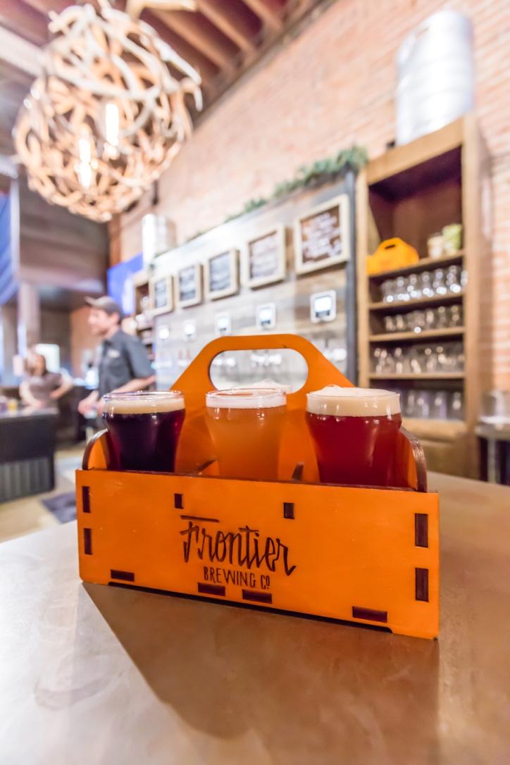 Frontier Brewing Company