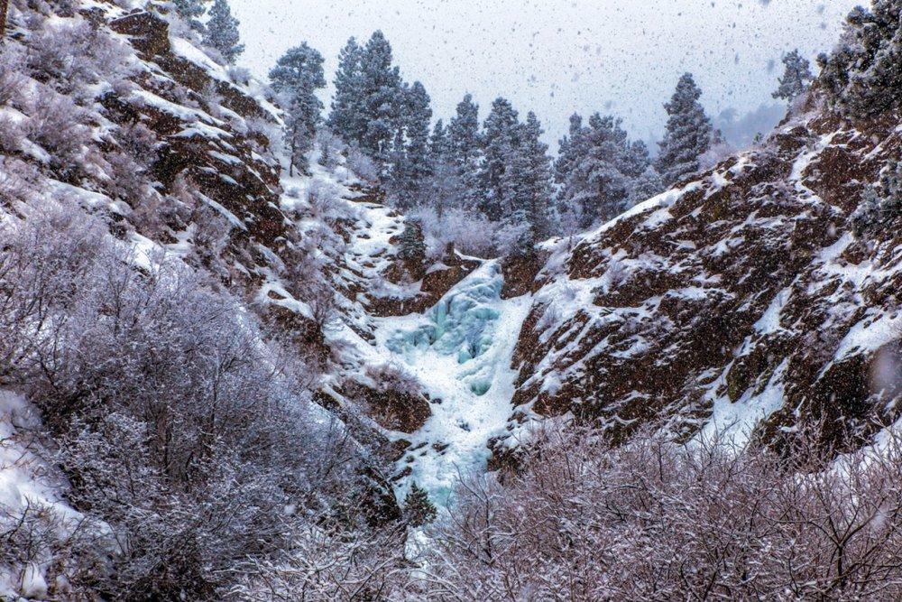 Bridle Falls