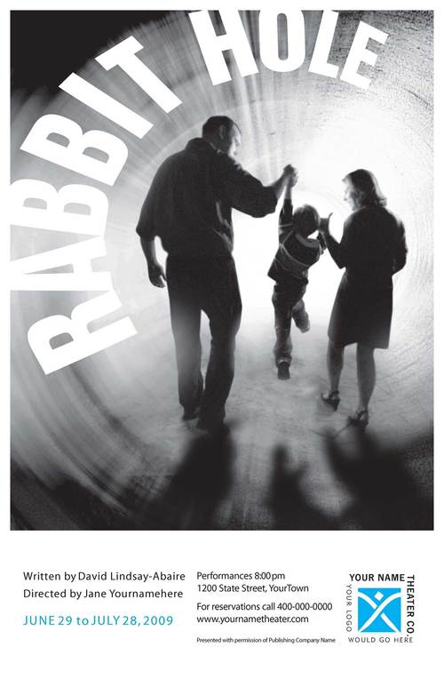 Rabbit Hole 1 Play Drama Dramaqueen Theater Publicity