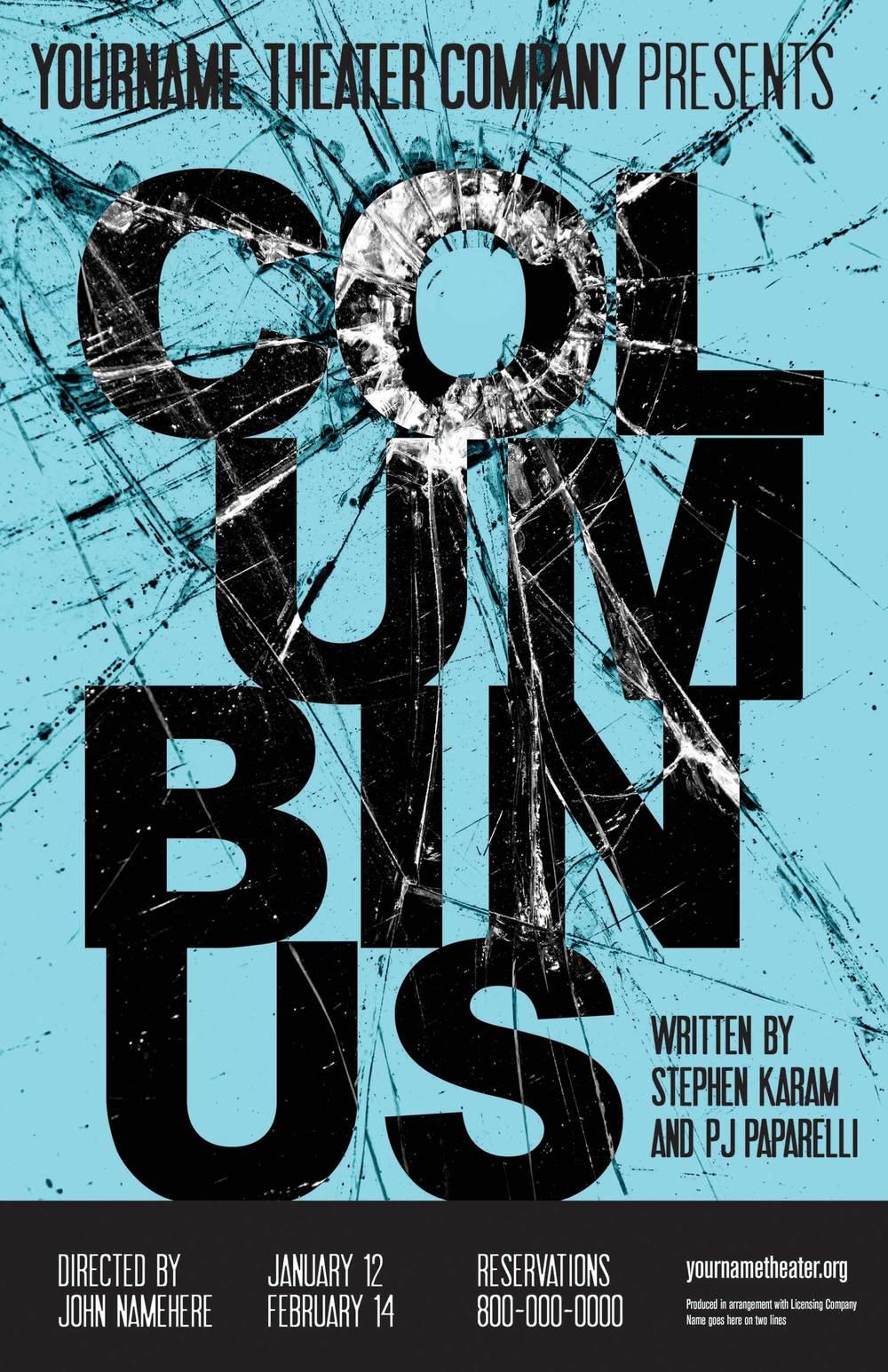 Columbinus Poster