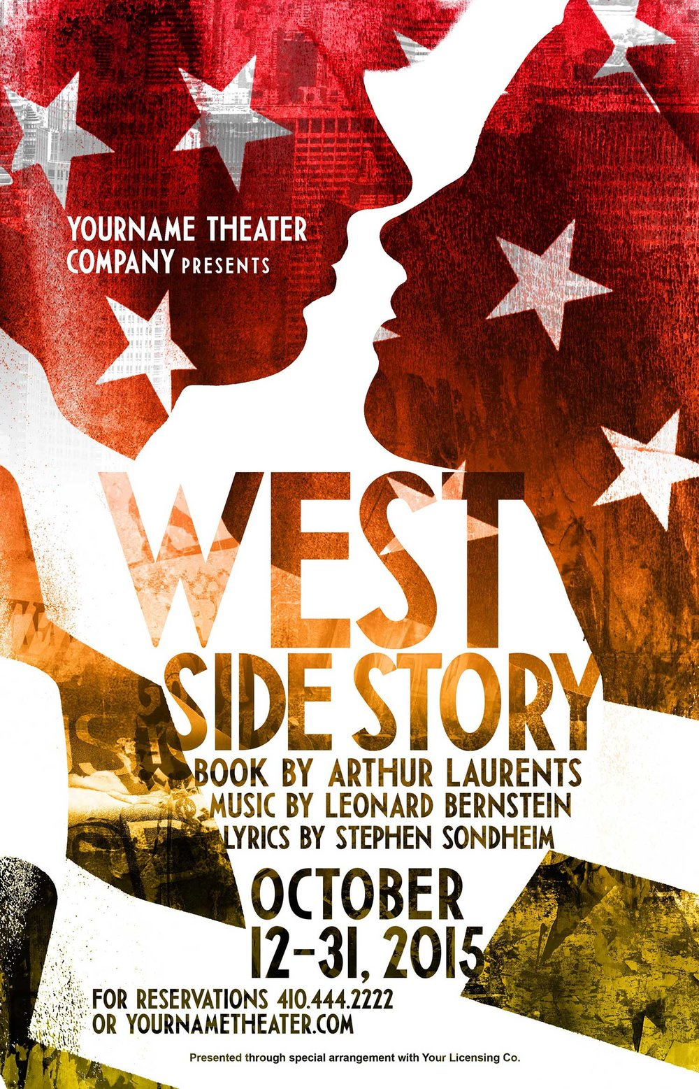a review of arthur laurents play west side story Theater review: west side story west side story opened on broadway in 1957 with a book by arthur laurents gregory maheu and lissa de guzman play west side.