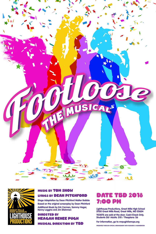 Great-Mills-High-School-Drama-Queen-Graphics-Footloose-Poster-Theater-Branding.jpg