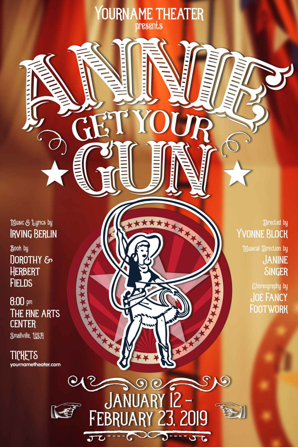 Draam-Queen-Graphics-Annie-Get -Your-Gun-theater-branding.jpg