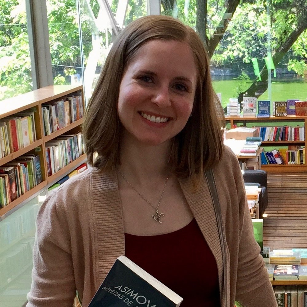 Nicole Erb | Director of Chapters