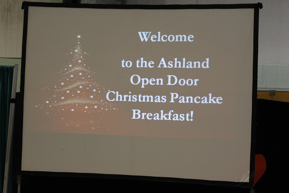Christmas Eve Morning Breakfast                        at   Hanover Academy 12/24/2016