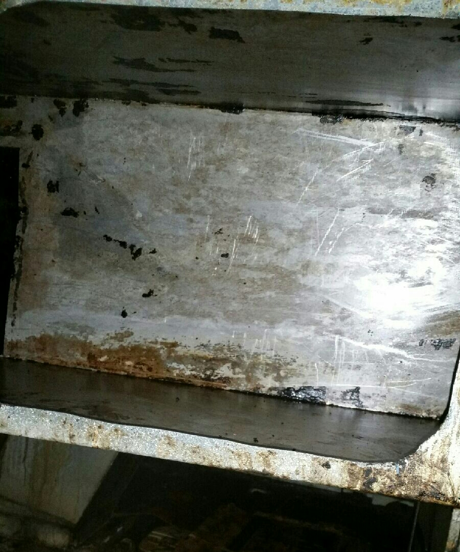 After ductwork is cleaned