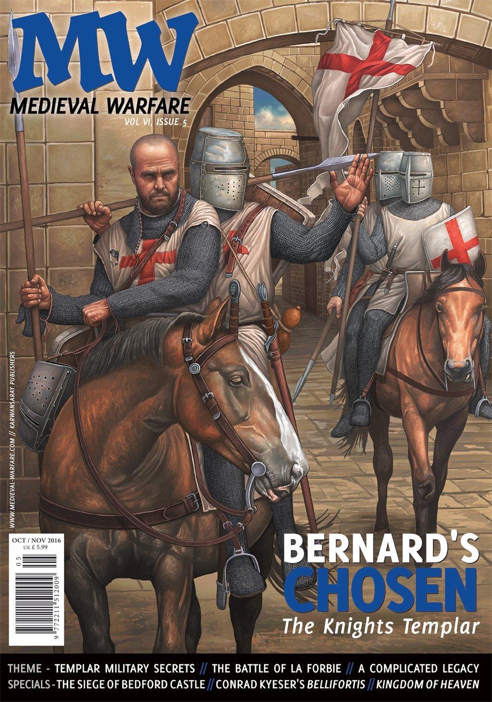 Medieval Warfare Magazine - Read Danièle's article