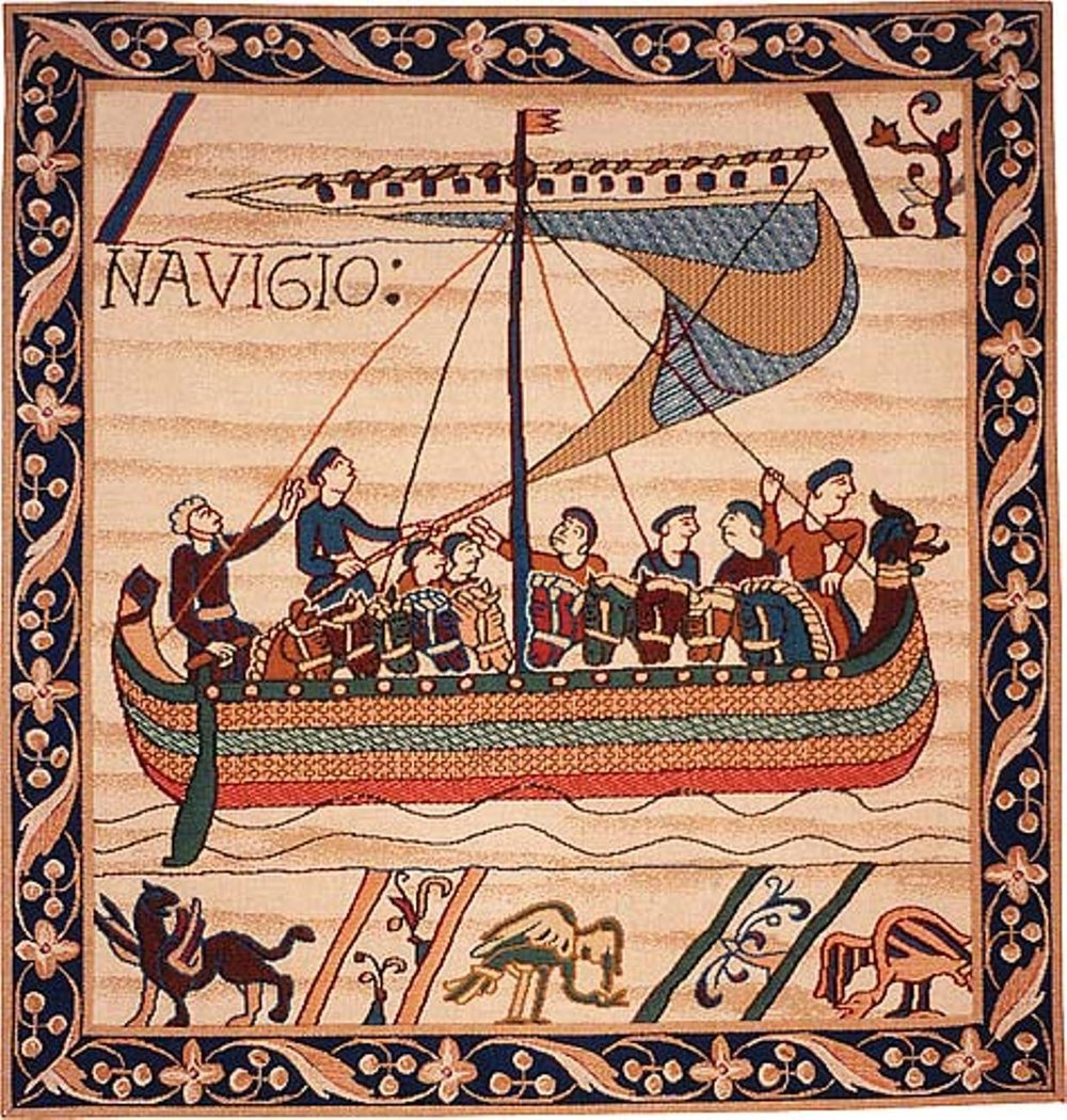 Medievalists.net - Click here to see Danièle's huge collection of articles at Medievalists.net.