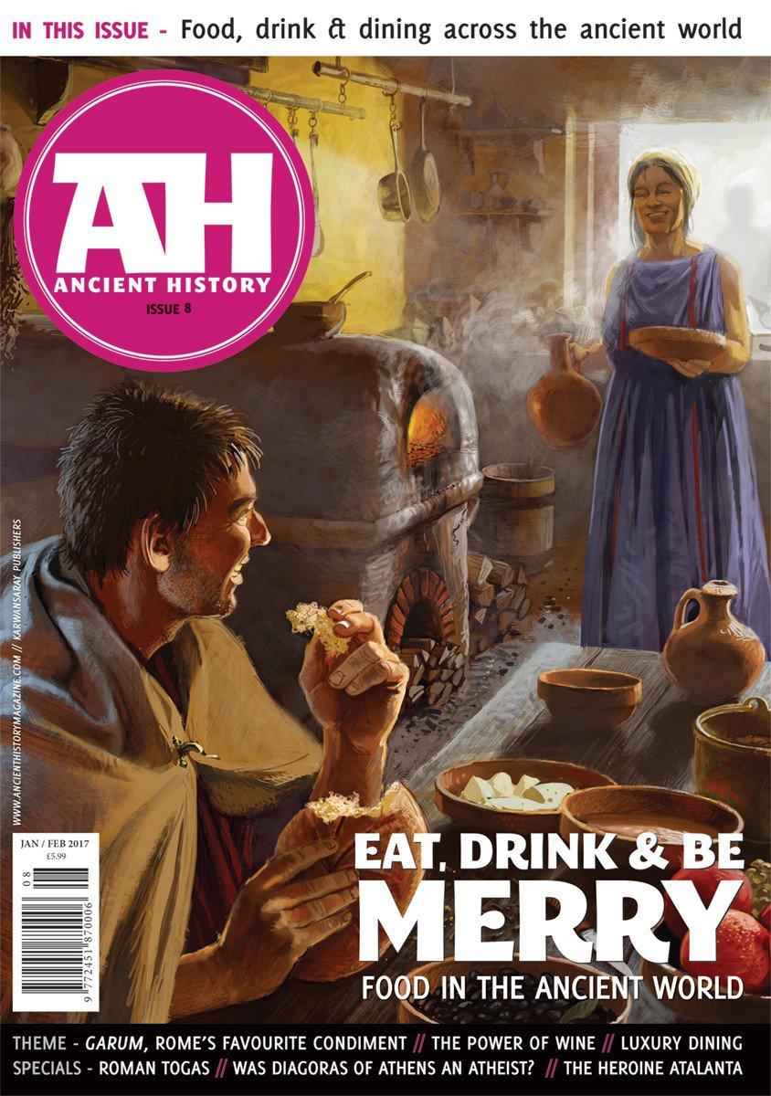 Ancient History Magazine - Read Danièle's article