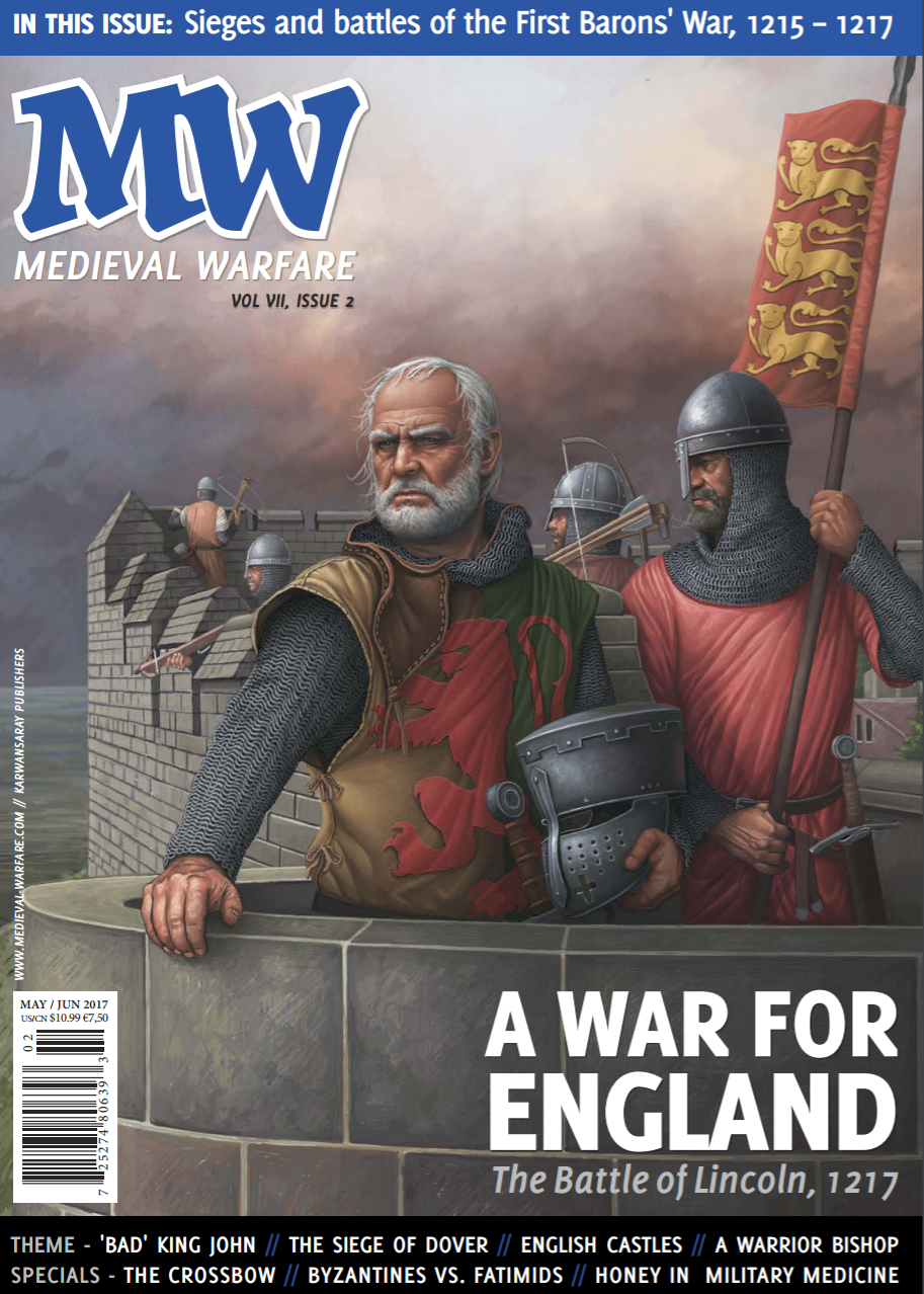 Medieval Warfare Magazine - Check out