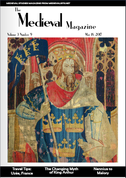 The Medieval Magazine - Check out her featured articles in The Medieval Magazine.Click here for Richard Utz's review of the anniversary issue of The Medieval Magazine (including Danièle's featured article) for the International Society for the Study of Medievalism.