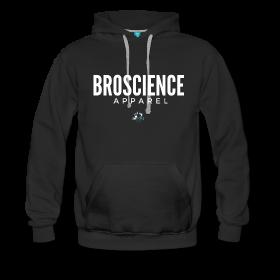 Broscience Apparel Hoodie (Men)