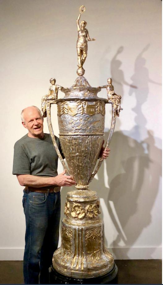 The Trophy I Never Won Copyright 2018 John Ross