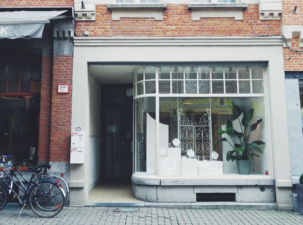 Parijsstraat Leuven