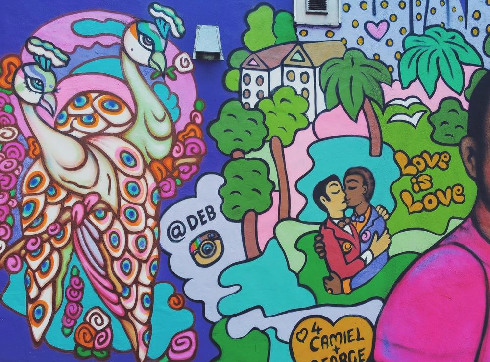 Somewhere in the Castro