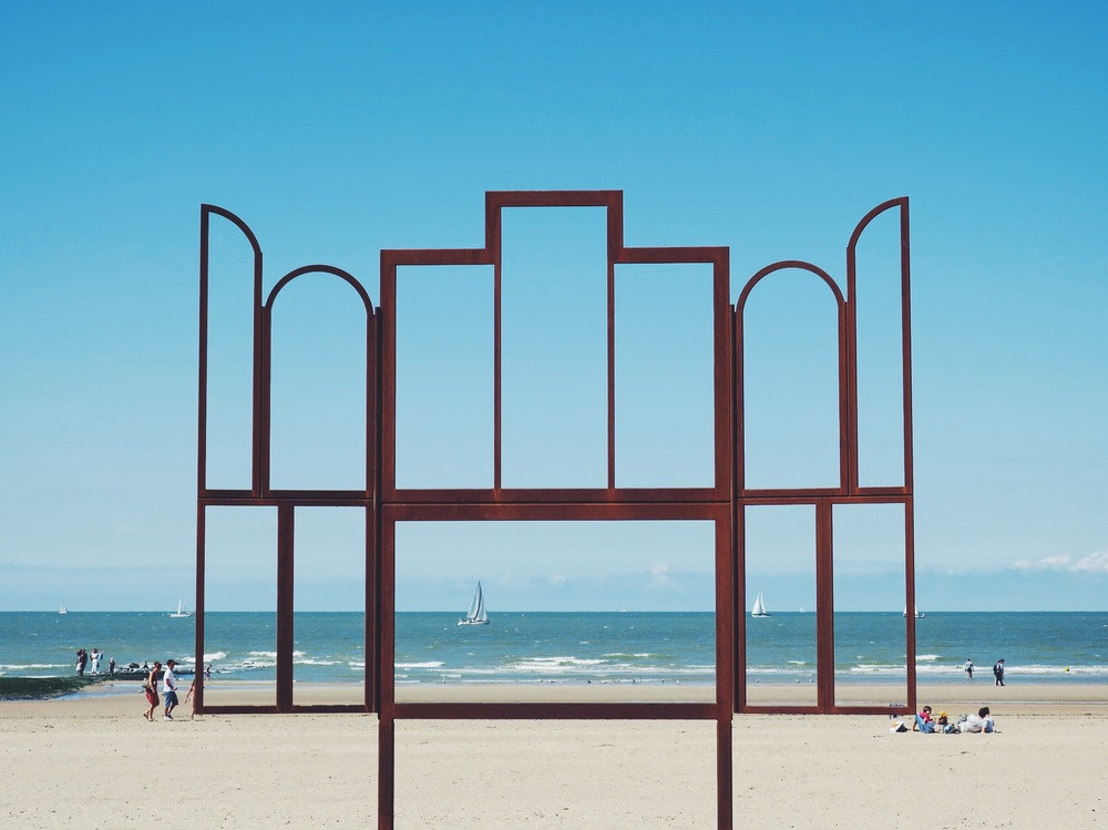 """Altar"" by Kris Martin"