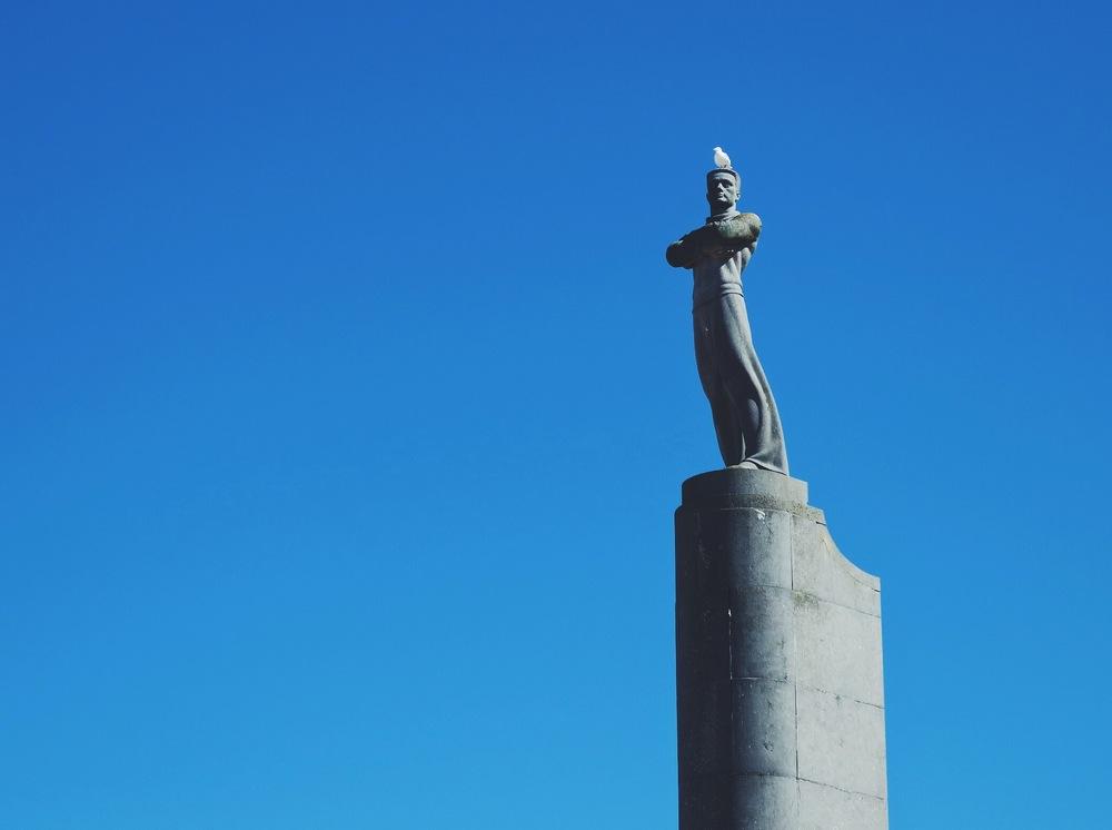 Mariners Monument,Zeeheldenplein