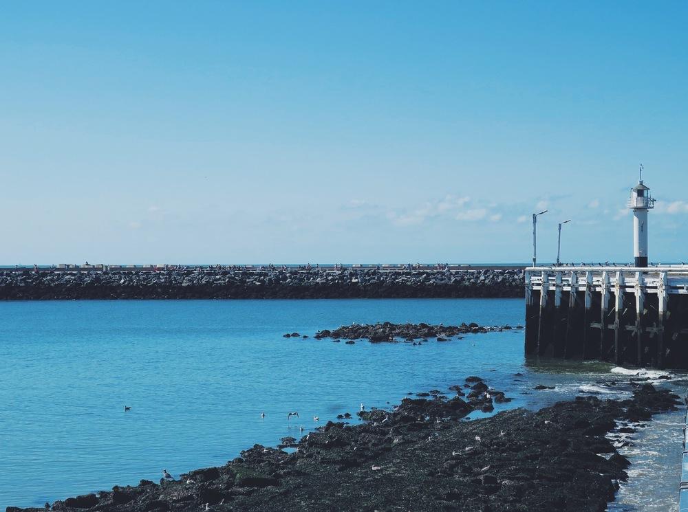 Pier of Ostend