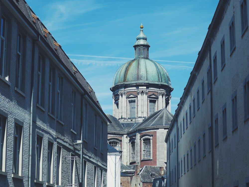 Cathédrale Saint-Aubain, Namur