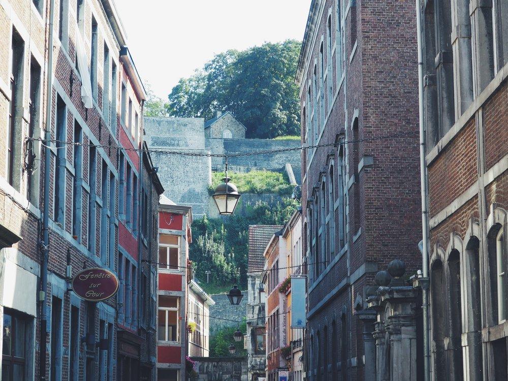 Citadelle, Namur