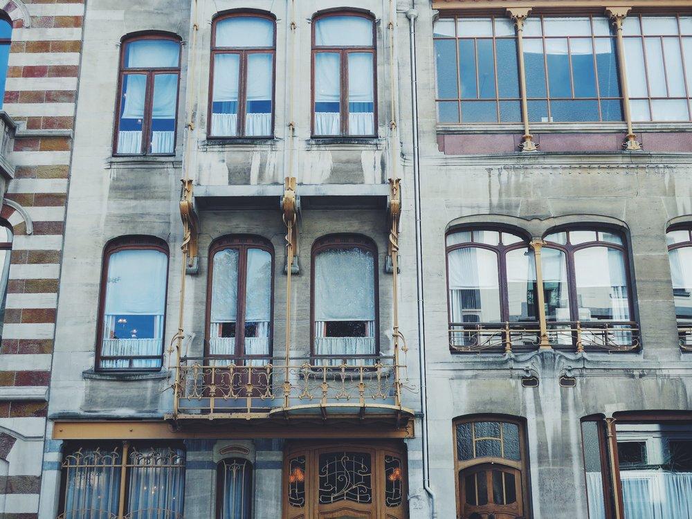 Horta Museum, Rue Américaine 25