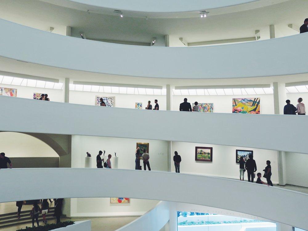 The Guggenheim Museum