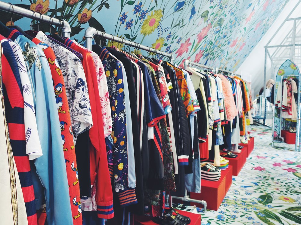 Gucci at Dover Street Market