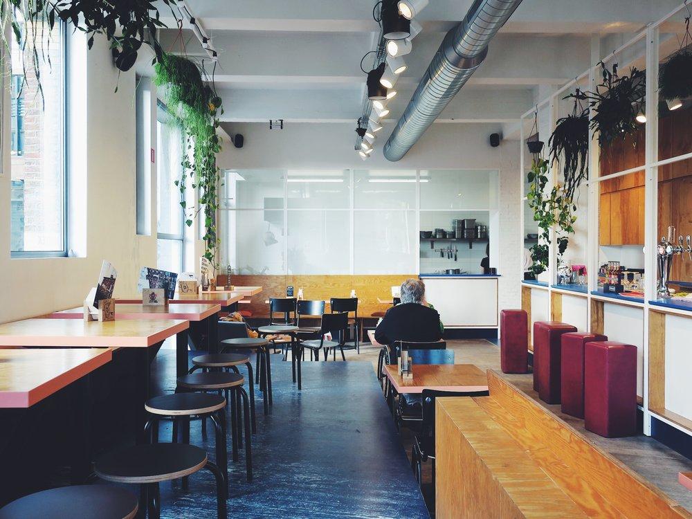 Museumcafé PIXEL