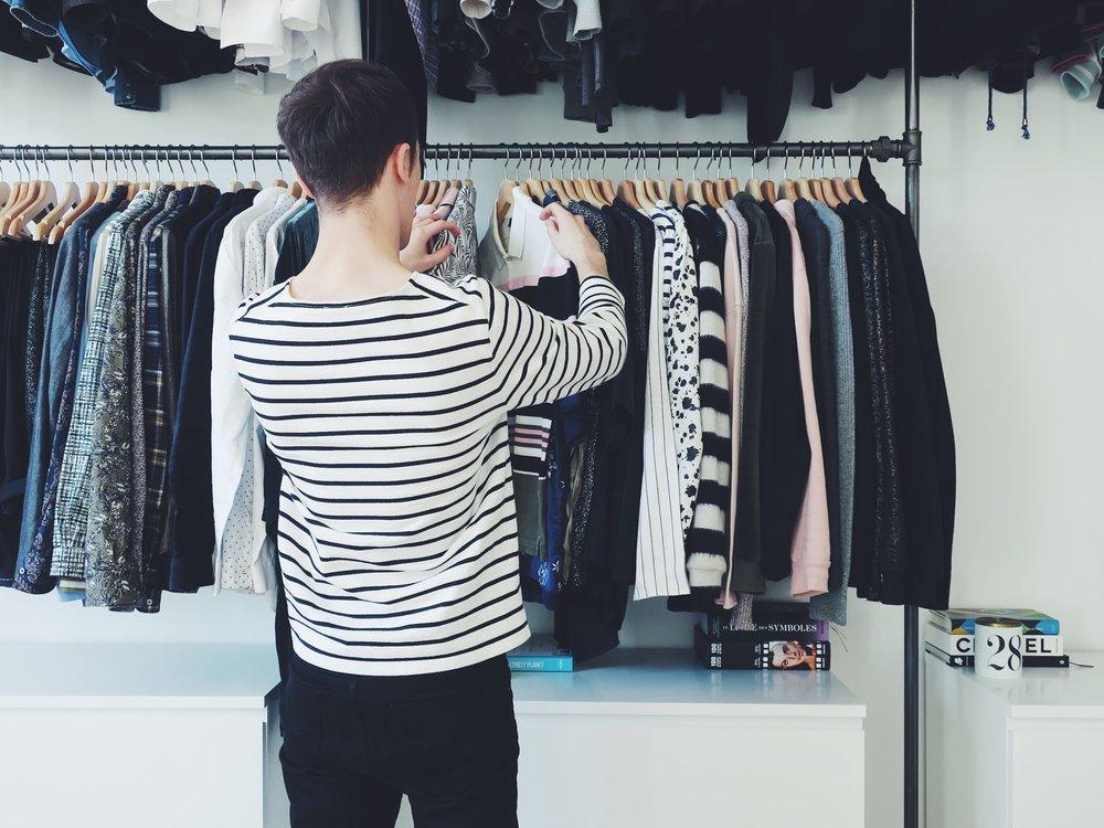 Cos t-shirt - Calvin Klein jeans via Zalando
