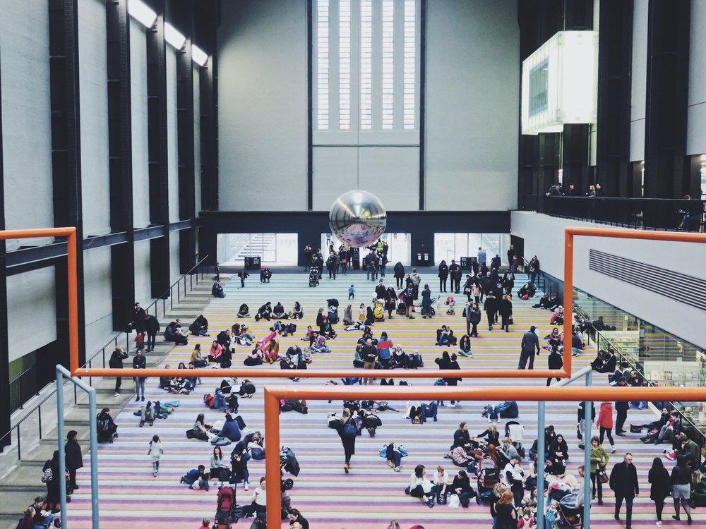 Tate Modern,Bankside