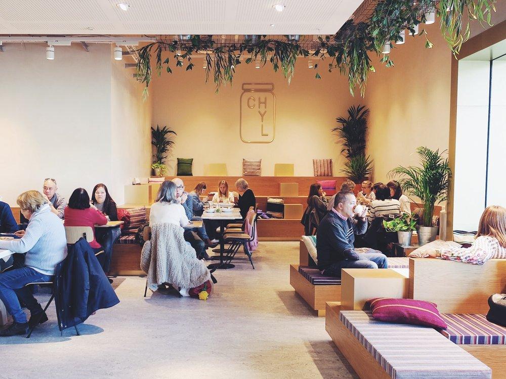 Chyl Café, Avenue de la Toison d'Or 26/28