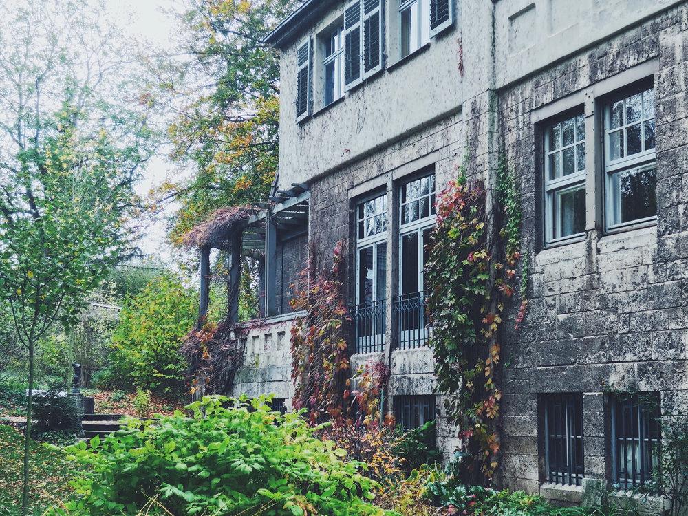 Haus Hohe Pappeln, Weimar