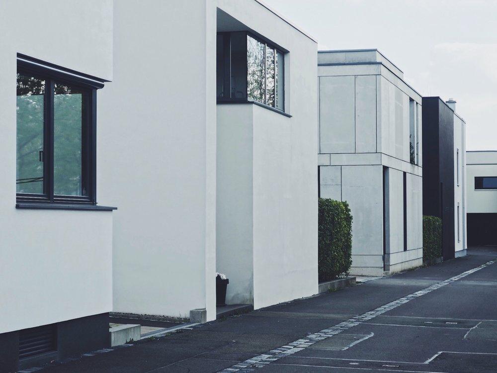 Neues Bauen at Am Horn, Weimar