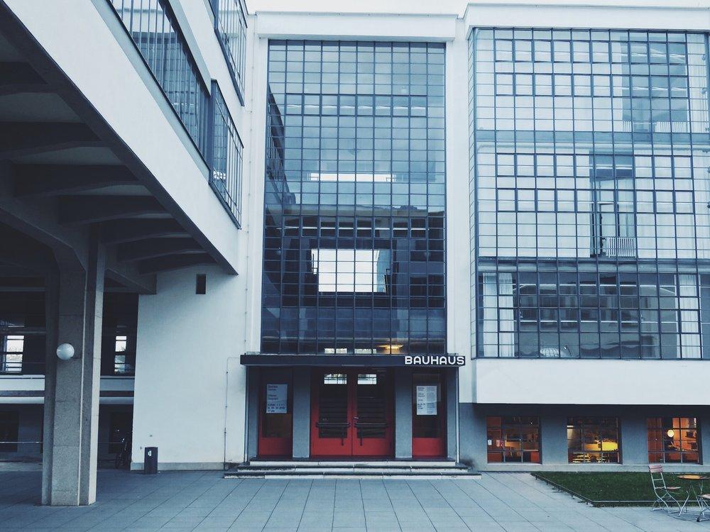 The Bauhaus, Dessau