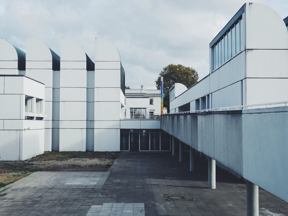 The Bauhaus-Archiv, Berlin