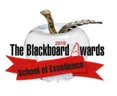 2018 Blackboard Awards School of Excellence