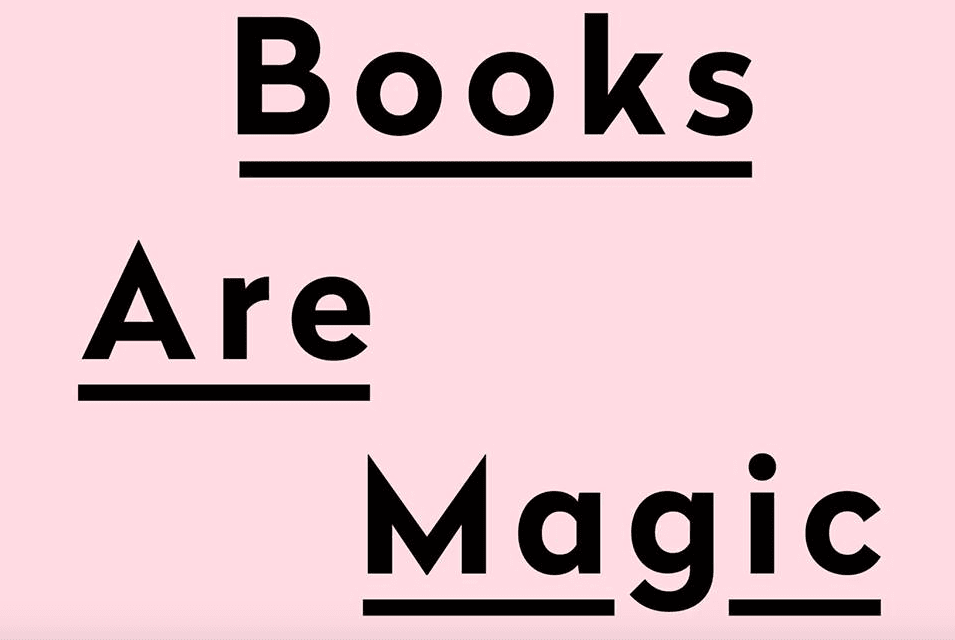 Book Books are magic logo.png